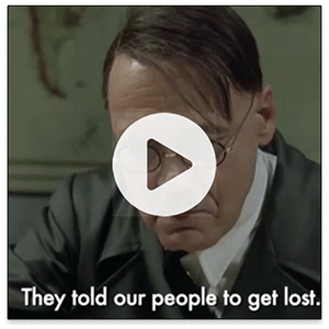 Hitler Reaction Video Thumbnail